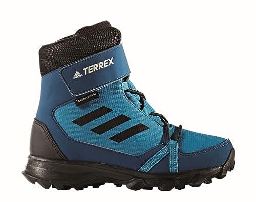 brand new 37a65 7429a adidas Terrex Snow CF CP CW K, Botas de Senderismo Unisex niños,  (PetmisNegbasAzunoc), 28 EU Amazon.es Zapatos y complementos
