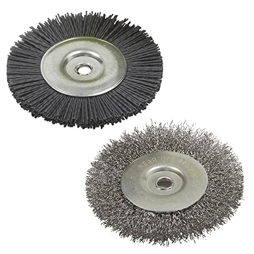 electric patio clearing brush reviews