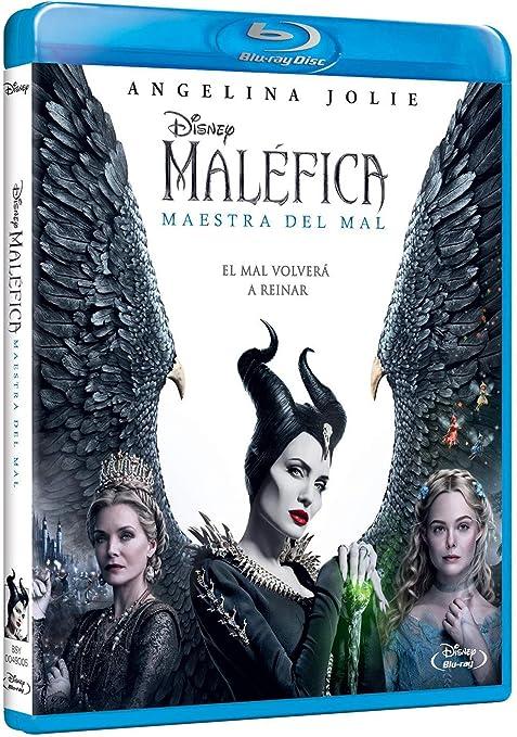 Maléfica Maestra del Mal [Blu-ray]: Amazon.es: Angelina Jolie, Michelle Pfeiffer,, Robert Stromberg, Angelina Jolie, Michelle Pfeiffer,, Robert Stromberg: Cine y Series TV