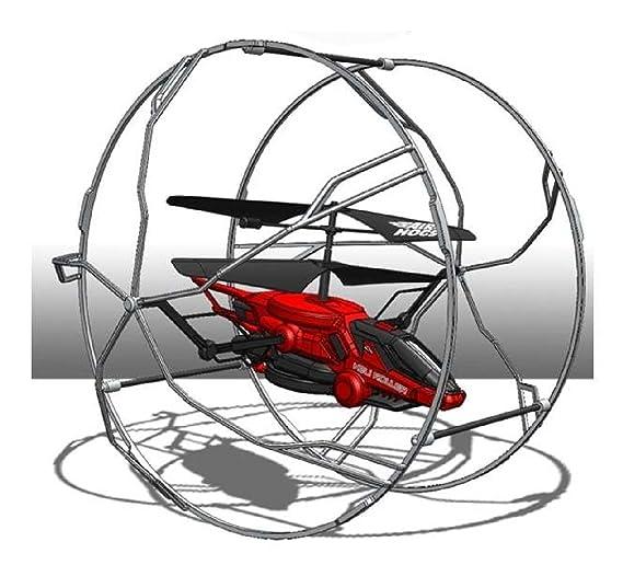 Elektrisches Spielzeug Air Hogs 75685 Roller Copter gelb