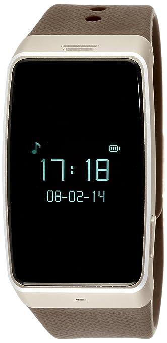 7 opinioni per Mykronoz Zewatch 3 Smartwatch con Funzione Smartphone, Rosa/Oro