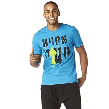 Zumba Fitness Z2t00316 T-Shirt Homme  Amazon.fr  Sports et Loisirs d52d1aee314