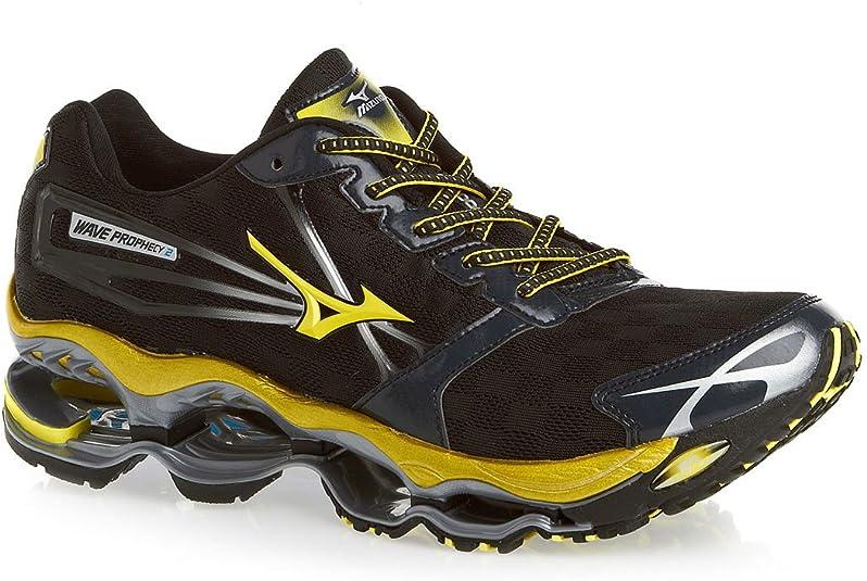 Mizuno Wave Prophecy 2 Zapatillas de Running, Color Negro, Talla 40,5 EU: Amazon.es: Zapatos y complementos