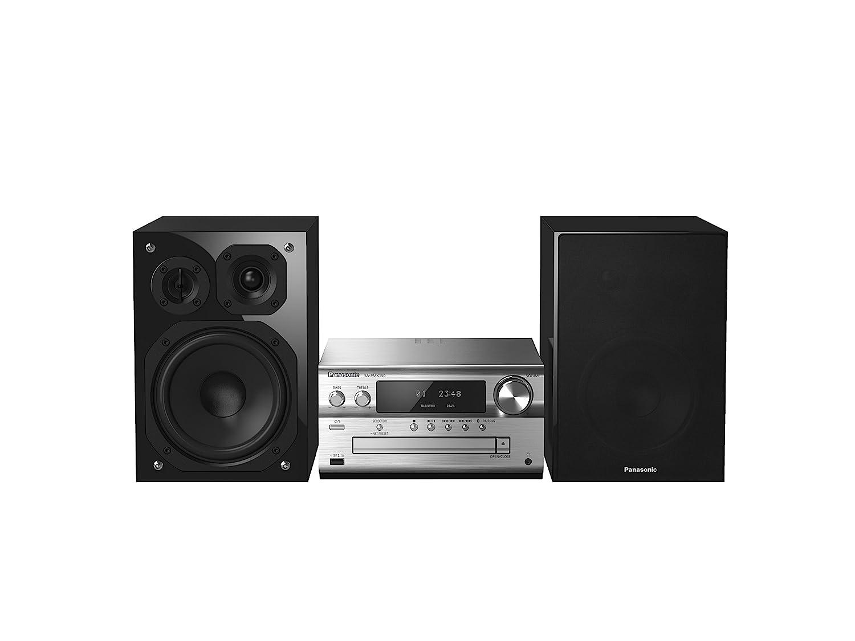 Panasonic SC-PMX150EGS - Microcadena multiroom (120 W, con Sonido de Alta definición) Color Plata