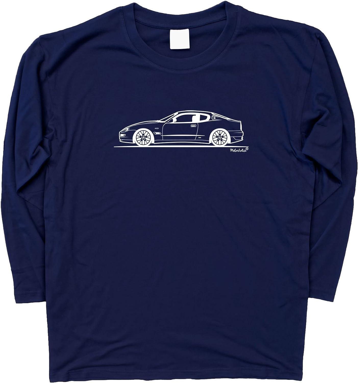 Motorholics Mens Original Sketch Maserati 4200 T-Shirt S 5XL