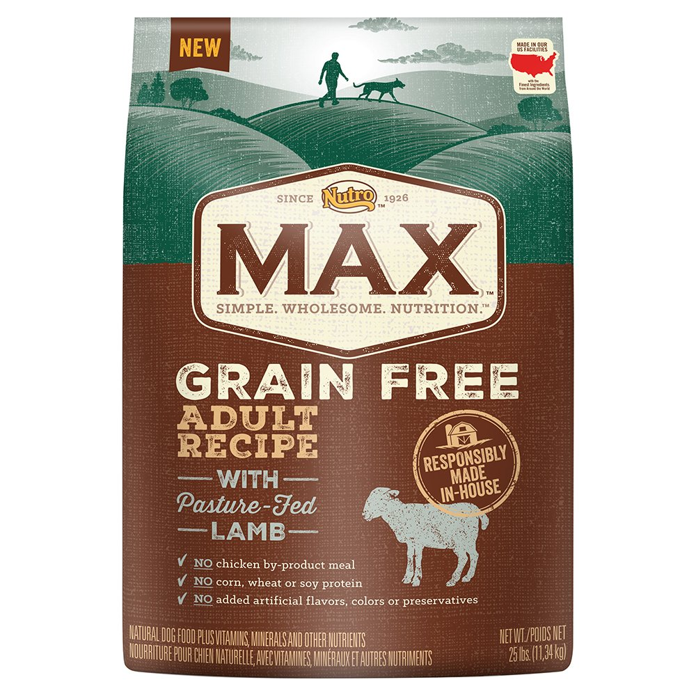 Nutro Grain Free Dog Food