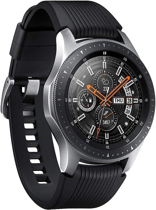 Amazon.com: Samsung Galaxy Watch Smartwatch 1.811 in acero ...