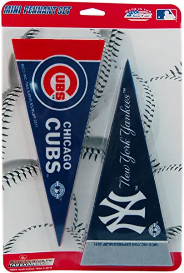 Baseball Mini Pennant set