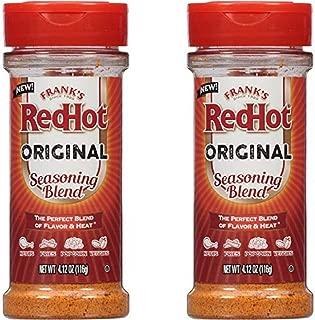 product image for Frank's Redhot Original Seasoning Blend, 4.12 Oz (2 Pack)