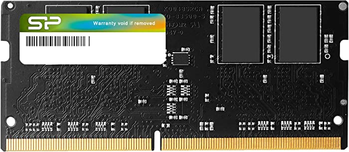 Silicon Power DDR4 8GB RAM 2400MHz (PC4 19200) 260 Pin SO-DIMM 1.2V Laptop Memory