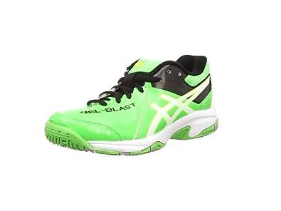 Asics Gel-Blast 6 Gs, Unisex Kids' Multisport Indoor Shoes, Green/