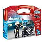 Maleta Policial com Moto Sunny
