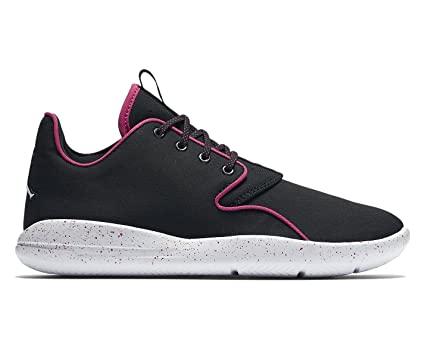 Amazon.com  Nike Girl s Jordan Eclipse Running Shoe Black Vivid  Pink White White 9Y  Everything Else bfde87276