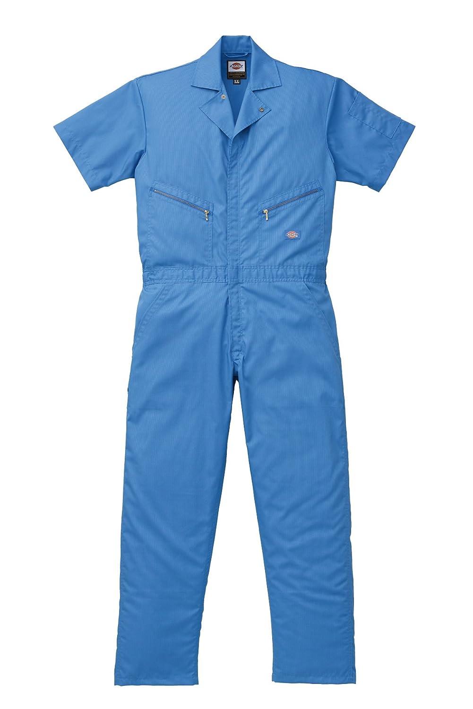 ディッキーズ Dickies (山田辰)夏用半袖 ツヅキ服 1312 ブラック Mサイズ B00SMM56R0 M|ブラック