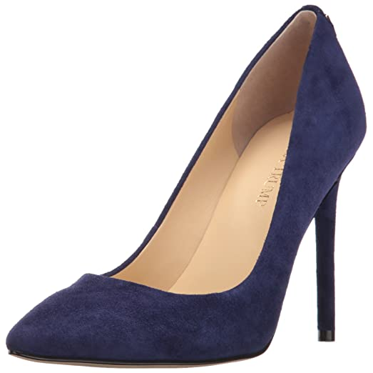 purple and black leather shoes amazoncom ivanka trump womens kayden4 dress pump pumps