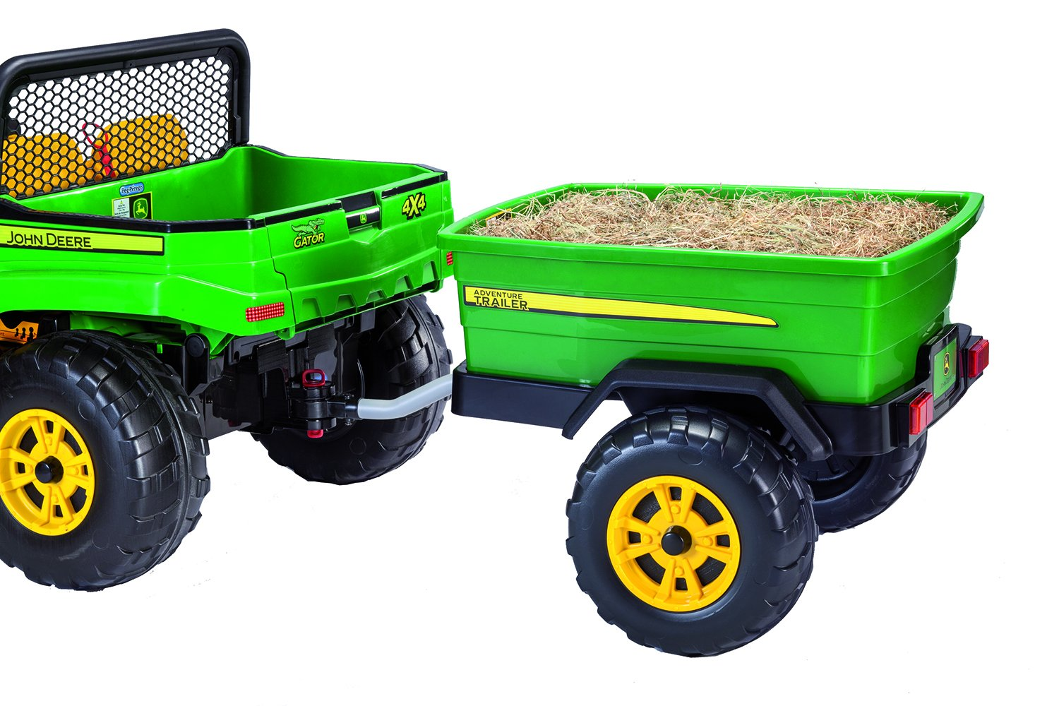 John Deere Adventure Trailer for Gator by Peg Perego (Image #2)