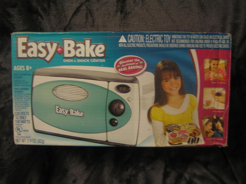 Easy Bake Oven & Snack Center