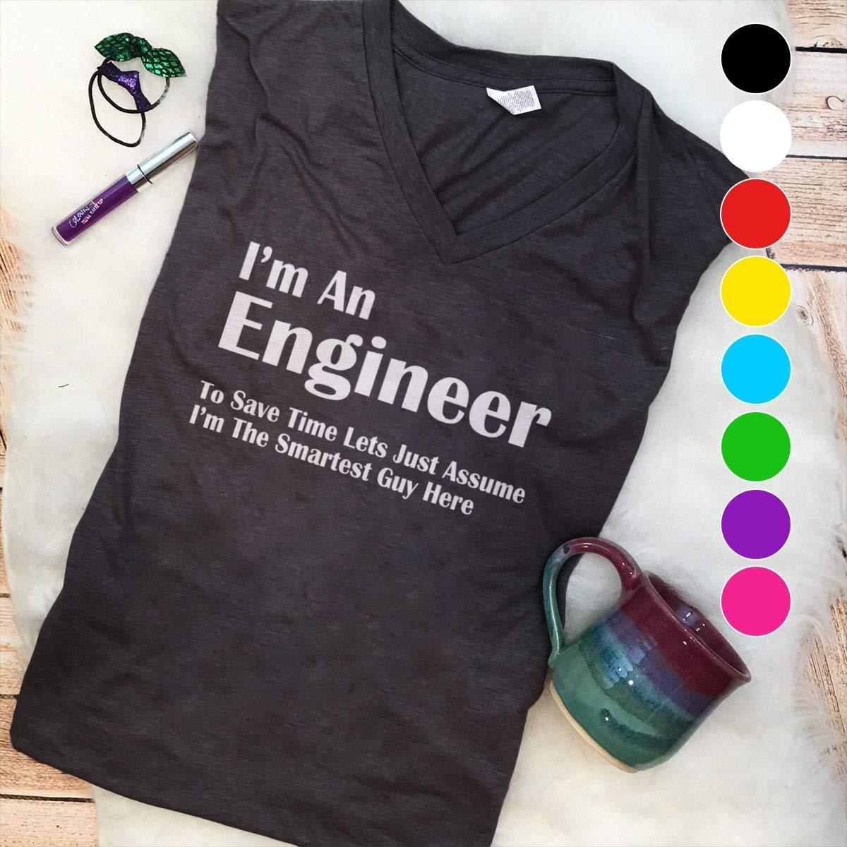 Just a mom who Raised an Engineer Awesome Women Sweatshirt tee