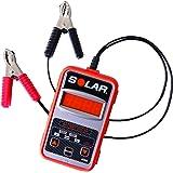 【国内正規品】SOLAR BA5 12VバッテリーデジタルCCAテスター [日本語説明書/1年保証付き]