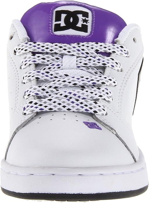 DC Womens Raif Se Lace-Up Fashion Sneaker