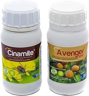 CINAMITE® + Avenger® (1.250 m2). Insectos/Acaros/Araña/Hongos ...