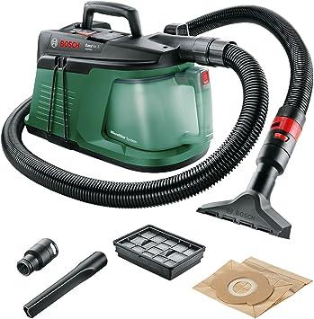 Bosch Home and Garden 06033D1000 Bosch Aspirador EasyVac 3, 700 W, verde: Amazon.es: Bricolaje y herramientas