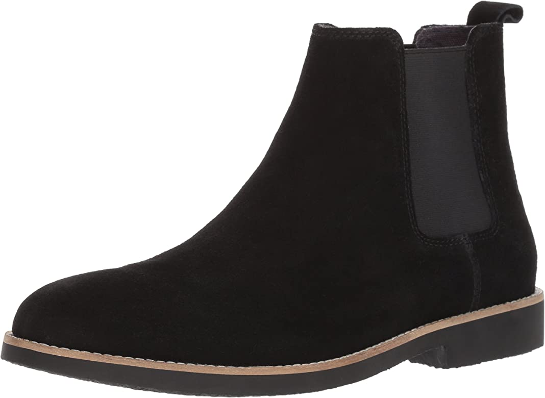 first look genuine shoes elegant shoes Men's Credence Chelsea Boot