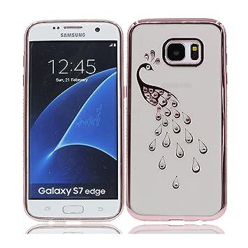 Samsung Galaxy S7 Edge carcasa, funda Case para Samsung ...