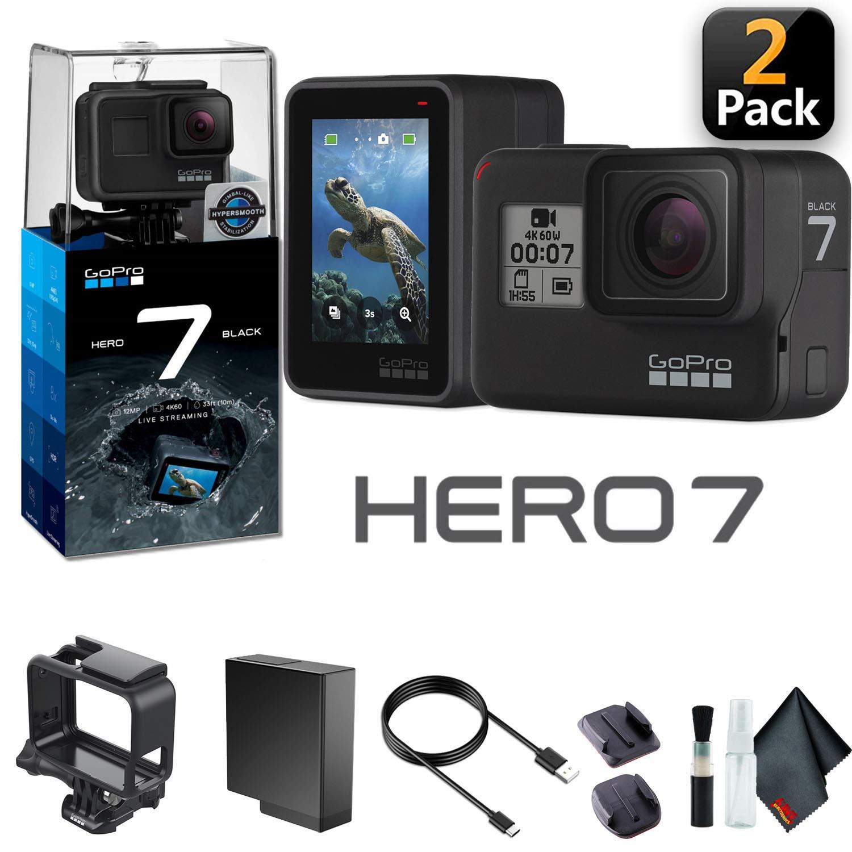 Amazon.com: GoPro HERO7 - Cámara de acción con funda para ...