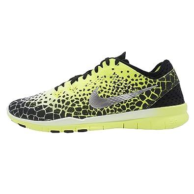 Nike Free 5.0 TR FIT 5 Trainingsschuhe Sneaker Neon Gelb