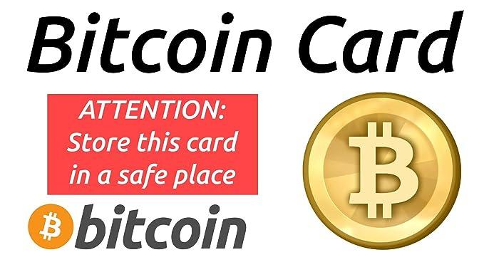 Amazon com: Gift Some Crypto Bitcoin