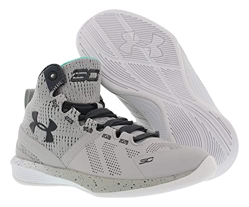 detailed look 48a01 ba622 Under Armour Boy s Pre-School BPS Curry 2 Sneakers Grey Green Size 11 C (