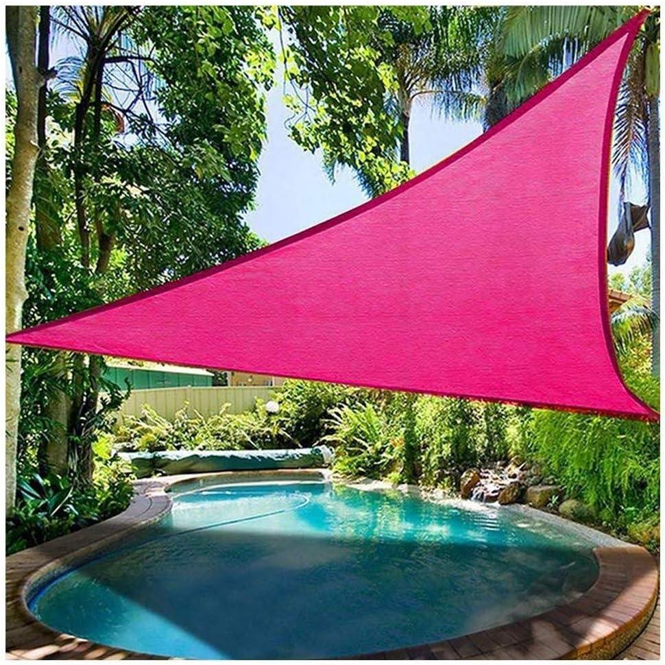 XCJ - Parasol Triangular, Resistente al Agua, protección UV ...