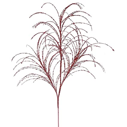 Amazon Com Vickerman Qg164002 Glitter Grass Spray X 3 With Paper