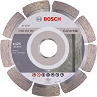 Bosch Diamantdoorslijpschijf Standaard Voor Concrete 125 X 22,23 X 1,6 X 10 Mm