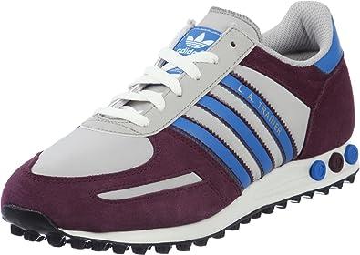 G95895|Adidas Originals LA Trainer Chrome|42 23 UK 8,5