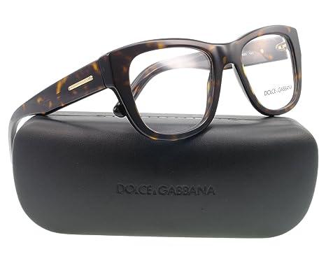 Amazon.com: Dolce & Gabbana D & G DG anteojos DG 3124 Havana ...