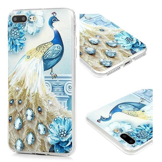 Amazon Com Iphone 7 Plus Case Iphone 8 Plus Cover Ultra