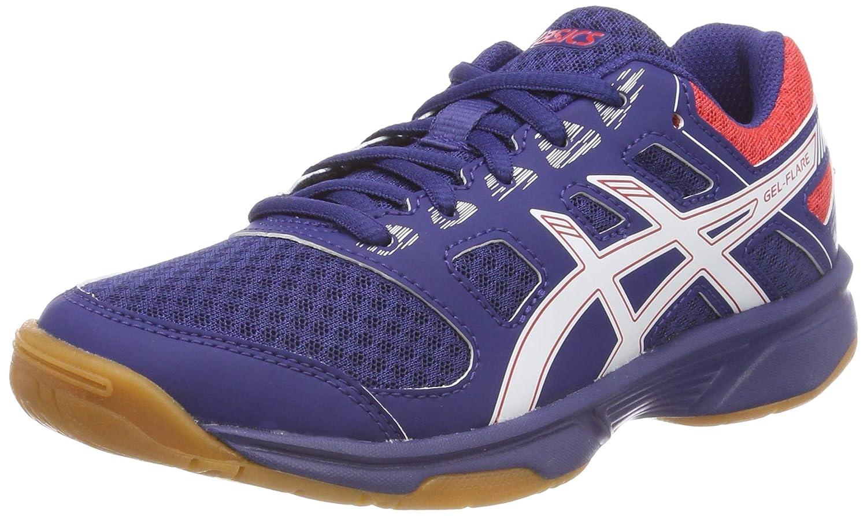 Asics Gel-Flare 6 GS, Zapatos de Voleibol Unisex Niños C70NQ-400