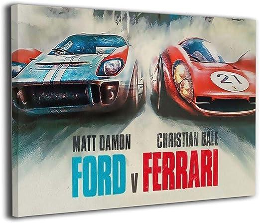 "Ferrari poster wall art home decor photo print 16/"" 20/"" 24/"" sz"