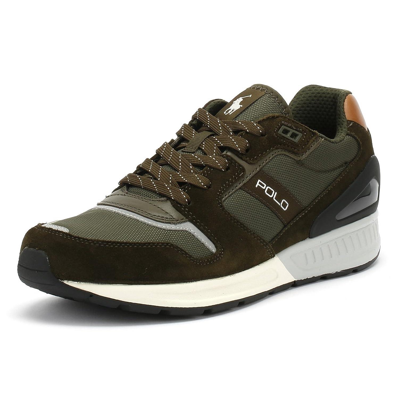 Polo Ralph Lauren Train 100 Herren Sneaker Khaki Khaki