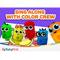 Nursery Rhymes with Color Crew (Spanish audio)