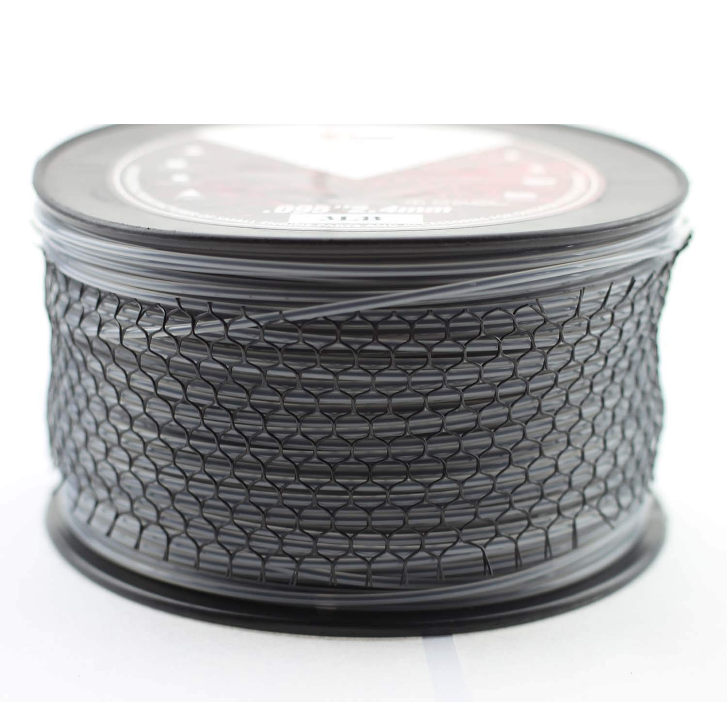 Outdoors & Spares Gatorline Heavy-Duty Professional Magnum 3-Pound Coil of .095-Inch-by-787-Foot Round String Trimmer Line