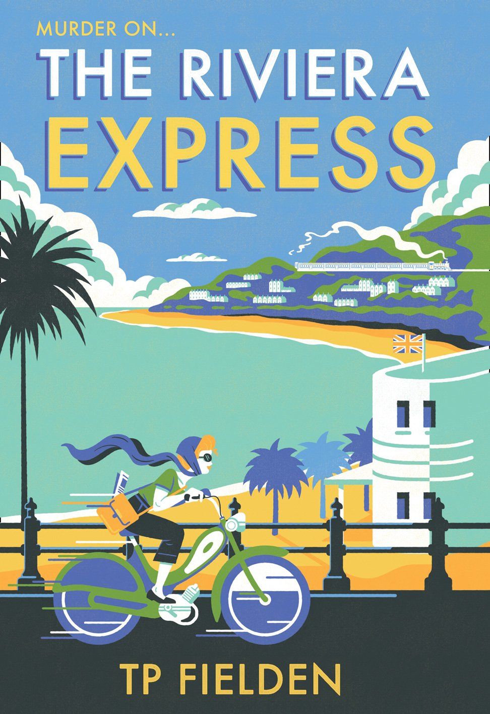 Cover of The Riviera Express