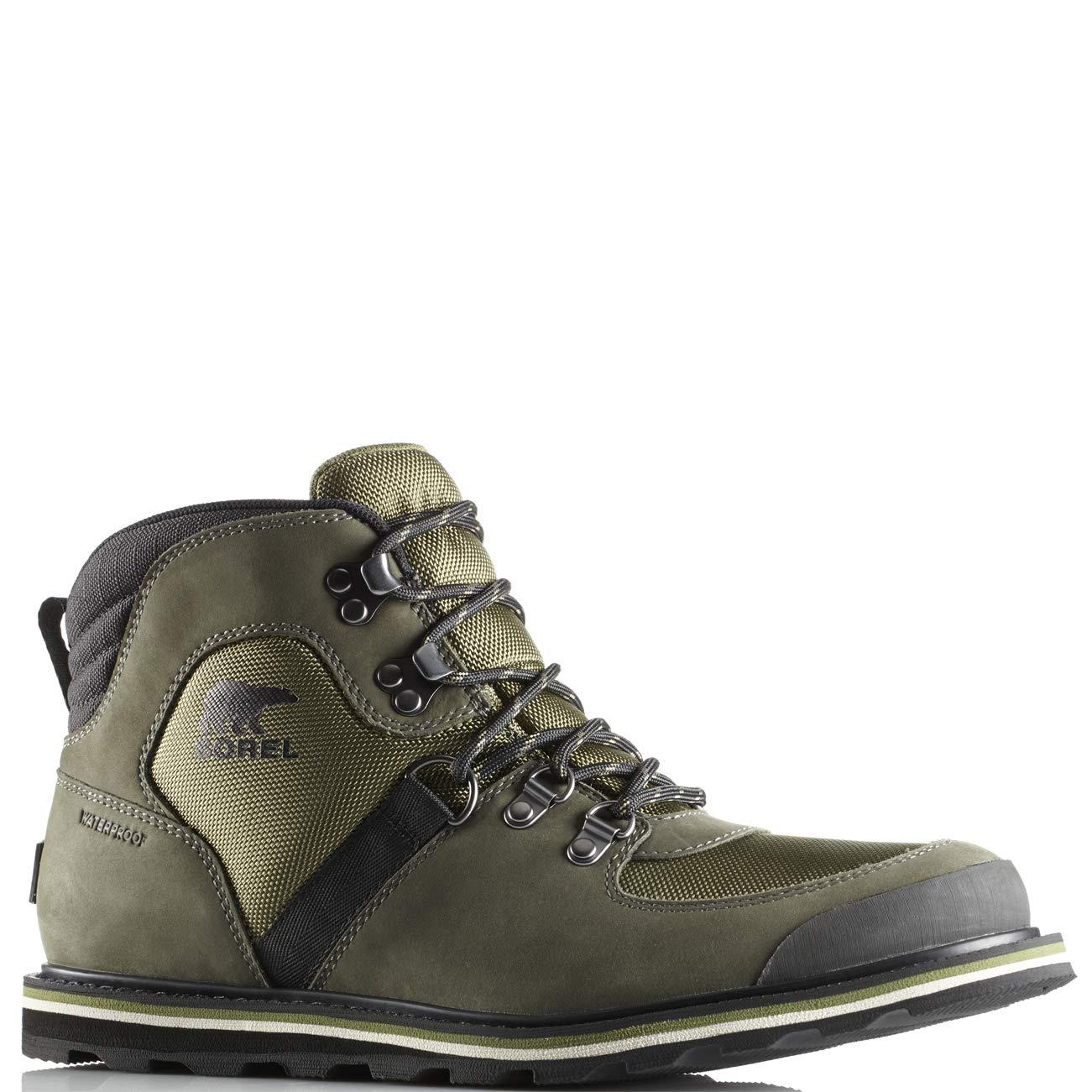SOREL Madson Sport Hiker Waterproof Men's Lace-up Boots 1808001011-10.5