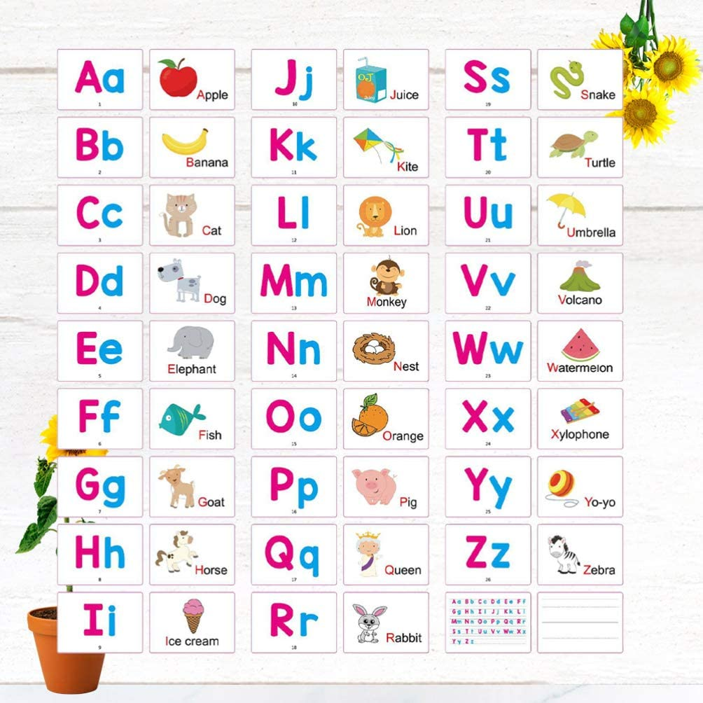 Pen 27 Pcs Kids Flash Cards Flashcards for Preschool Arithmetic Learning