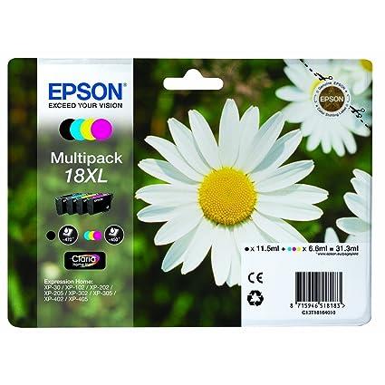 1 x Original XL - Juego de cartuchos de tinta para Epson ...