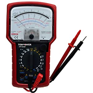 Tekpower TP7040 20-range Analog Multimeter