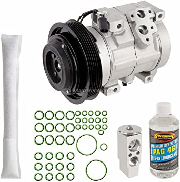 AC Compressor w// A//C Drier For Toyota Celica 2005 2004 2003 2002 2001 2000