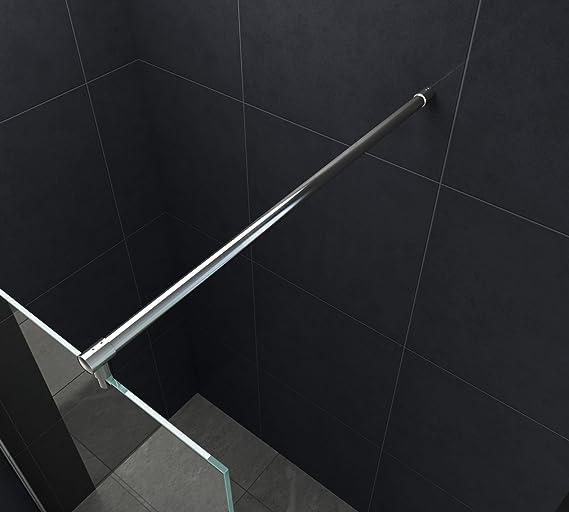 Brazo estabilizador para mamparas de ducha (150 cm): Amazon.es ...